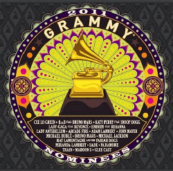 2011 Grammy Nominees Album.