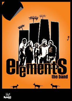 Elements The Band - Live.