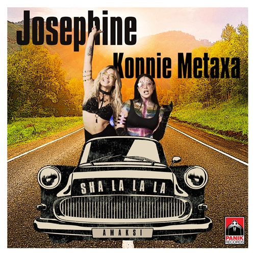 Josephine Ft. Konnie Metaxa - Shalala / Νέο single - Ράδιο Energy 96.6
