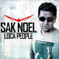 "SAK NOEL ""LOCA PEOPLE"""