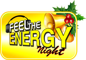 Feel The Energy December Nights.